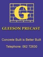 Gleeson Precast was established in 2004 at Golden, Co. Tipperary, as a result of a growth in demand for precast concrete floors.