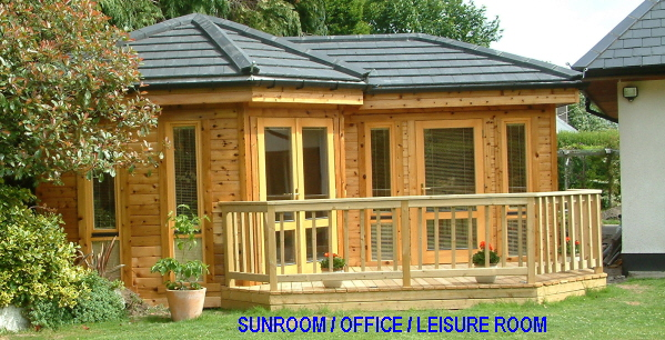Log outdoor world for Design my own home extension